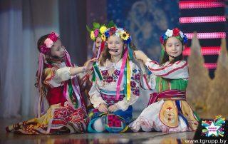 Мюзикл «Новогодний экспресс» Талант Групп