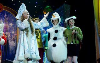 Новогодний детский мюзикл «Сказка сказок» Талант Групп