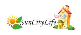 SunCityLife logo
